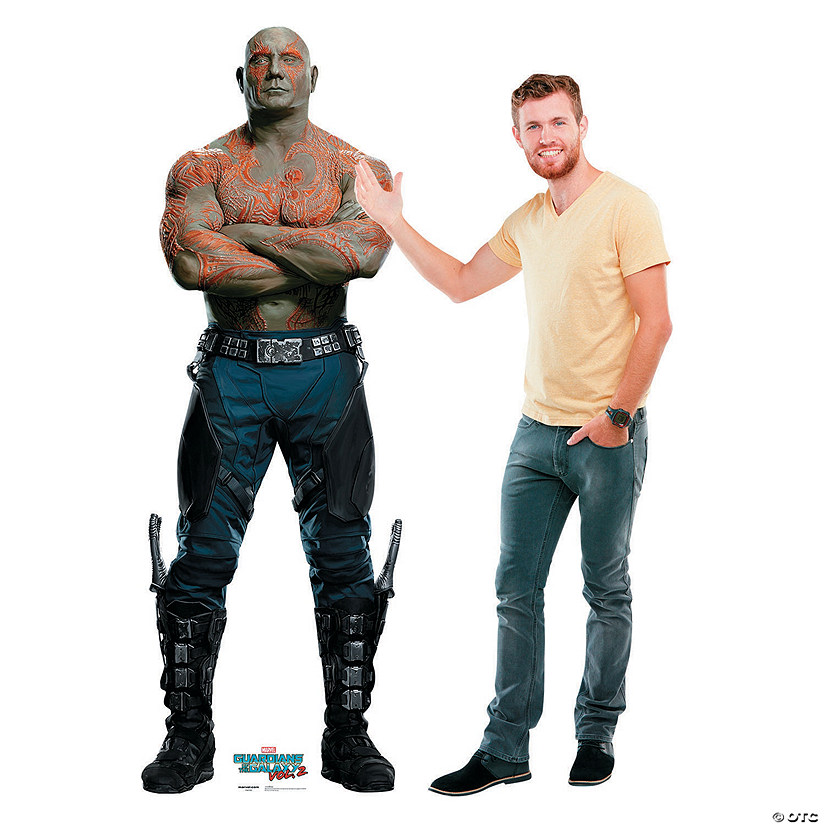 Marvel Studios' Guardians of the Galaxy Vol. 2™ Drax Stand-Up