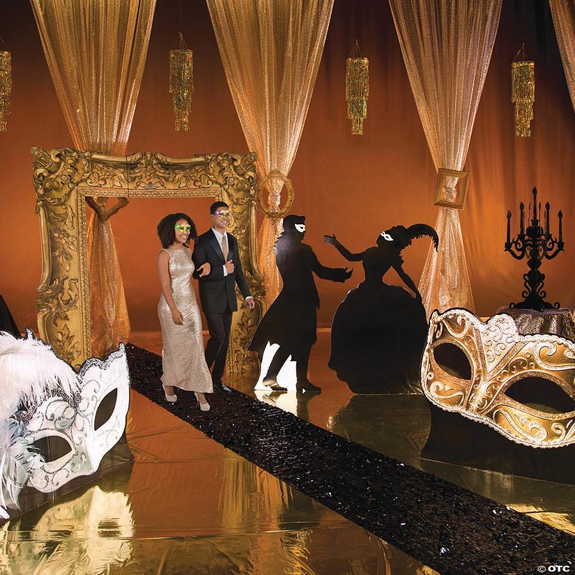 Masquerade Ball Prom Decorations: Masquerade Ball Grand Décor Kit