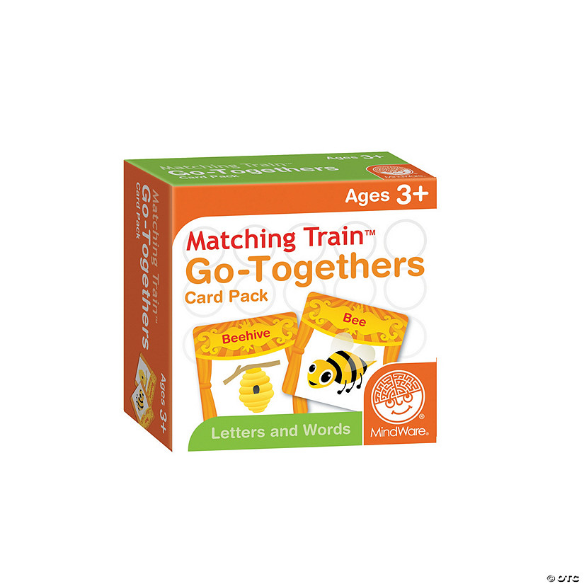 Matching Train: Go Togethers Card Pack