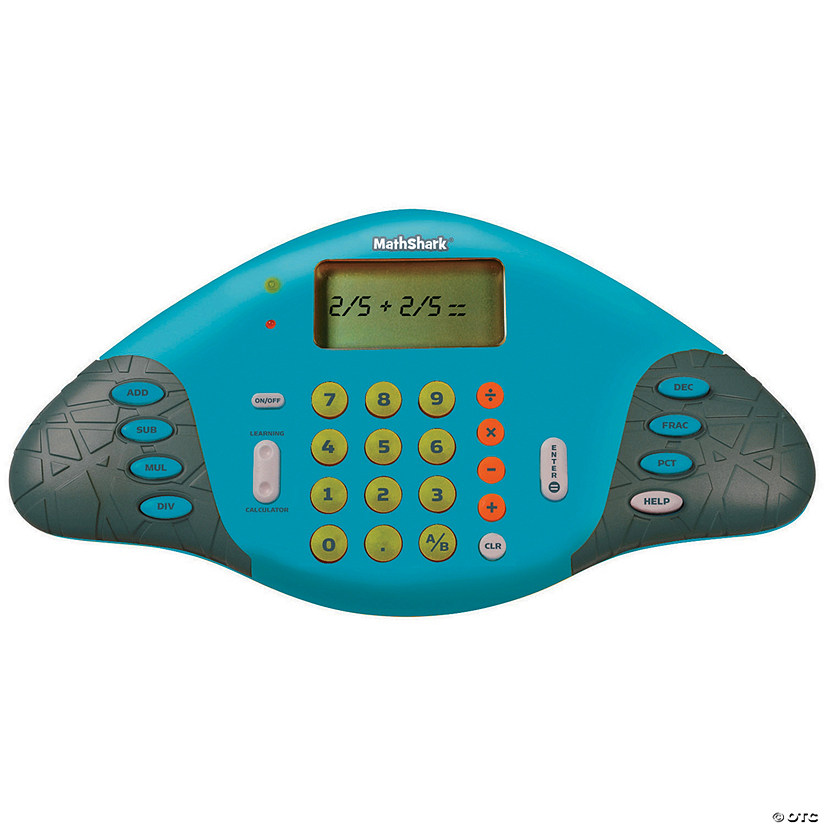 MathShark® Electronic Game