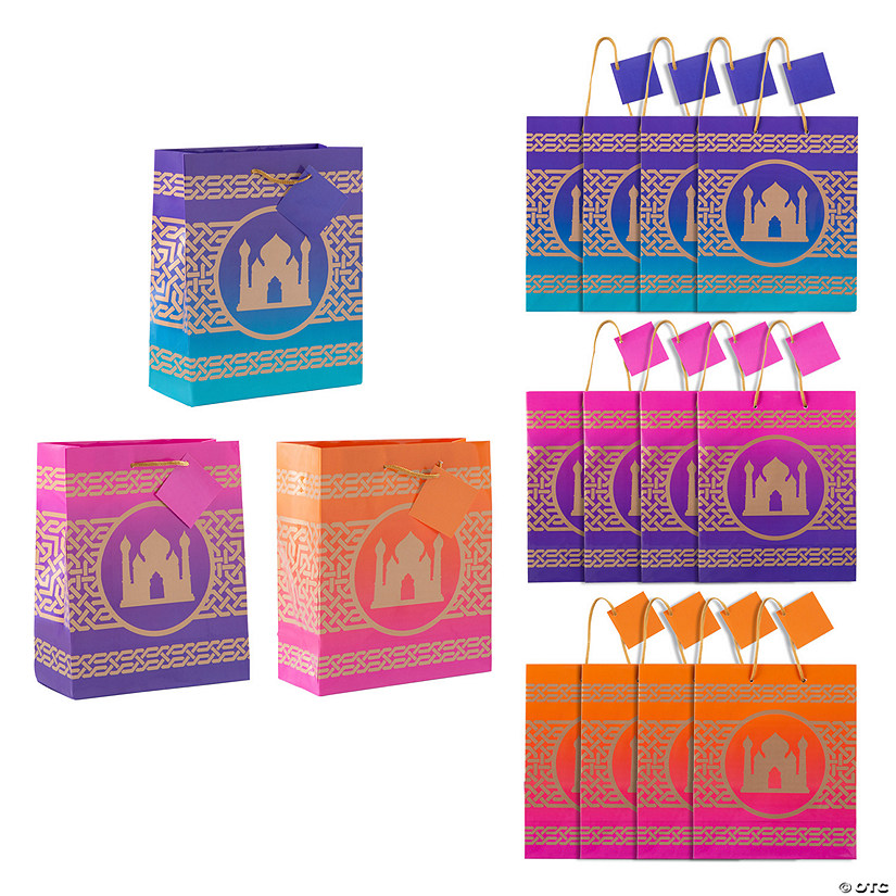 Medium Arabian Gift Bags with Tags