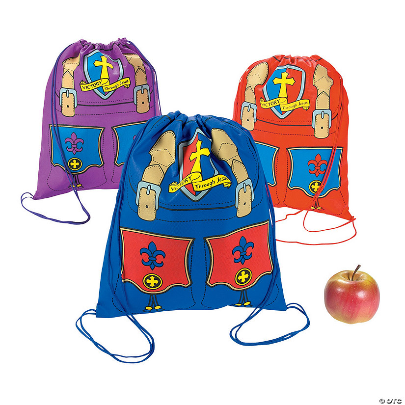 Medium Kingdom VBS Drawstring Bags