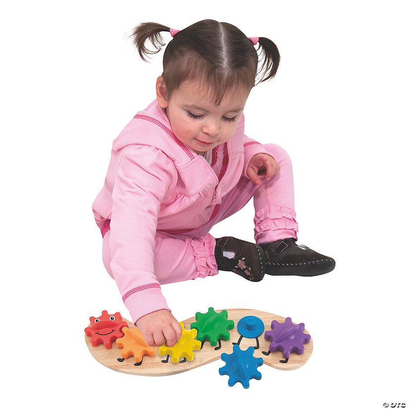 Melissa & Doug® Caterpillar Gear Educational Toy