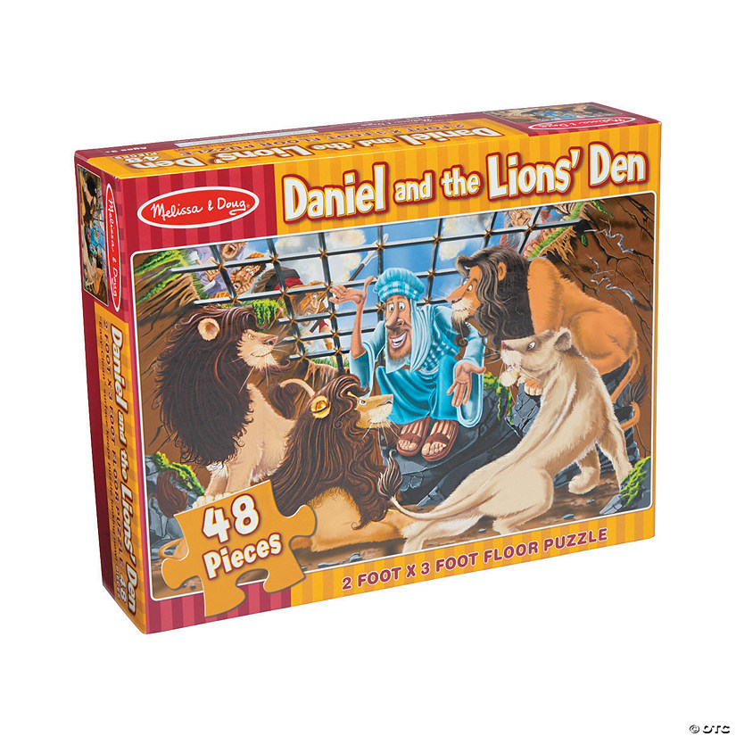 Melissa & Doug® Daniel and the Lions' Den Puzzle