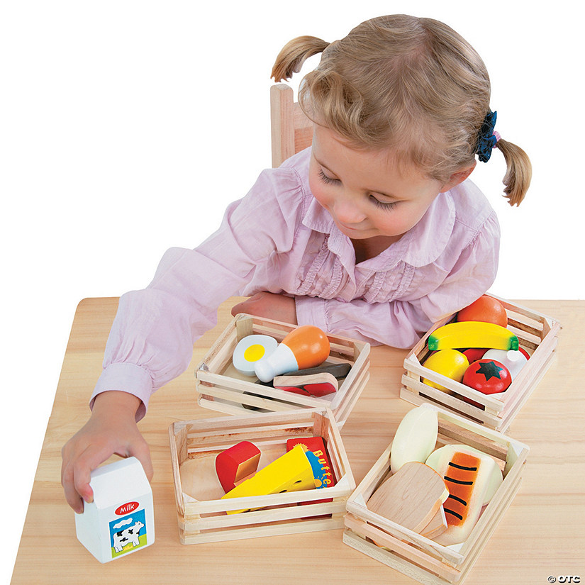 Melissa & Doug® Food Groups Play Food