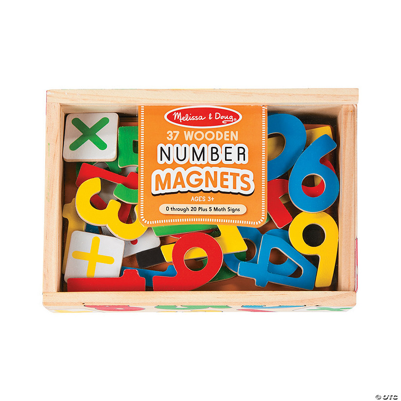 Melissa & Doug® Number Magnets