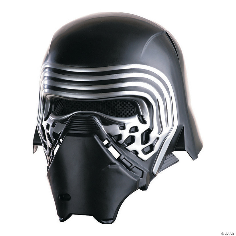 Men's 2-Piece Deluxe Star Wars™ Kylo Ren Mask