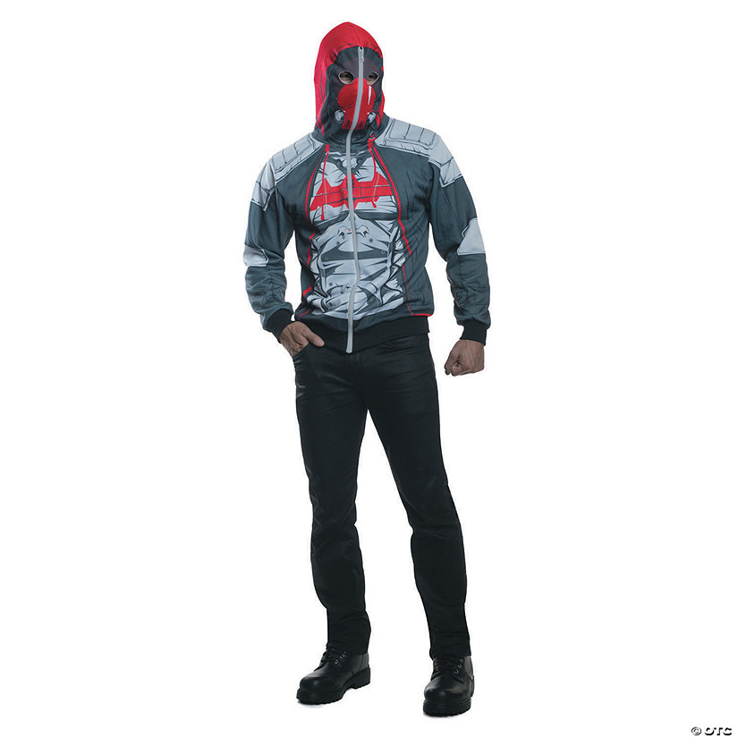 Men's Batman: Arkham City™ Red Hood Hoodie
