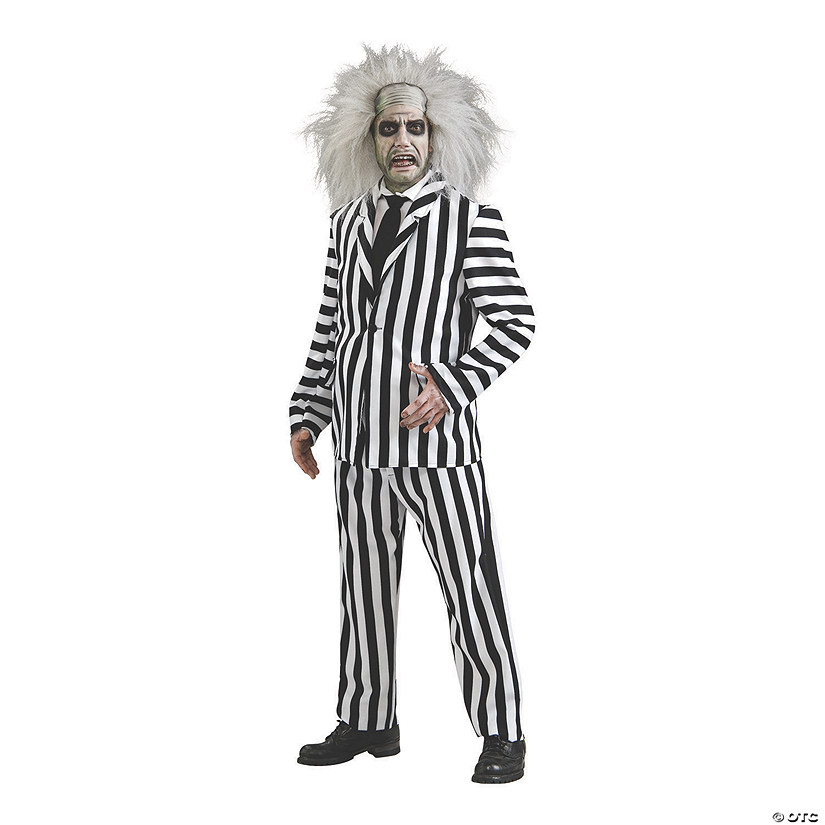 Men's Deluxe Beetlejuice Costume
