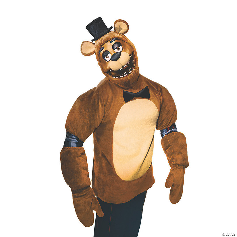 Men's Five Nights at Freddy's Freddy Halloween Costume