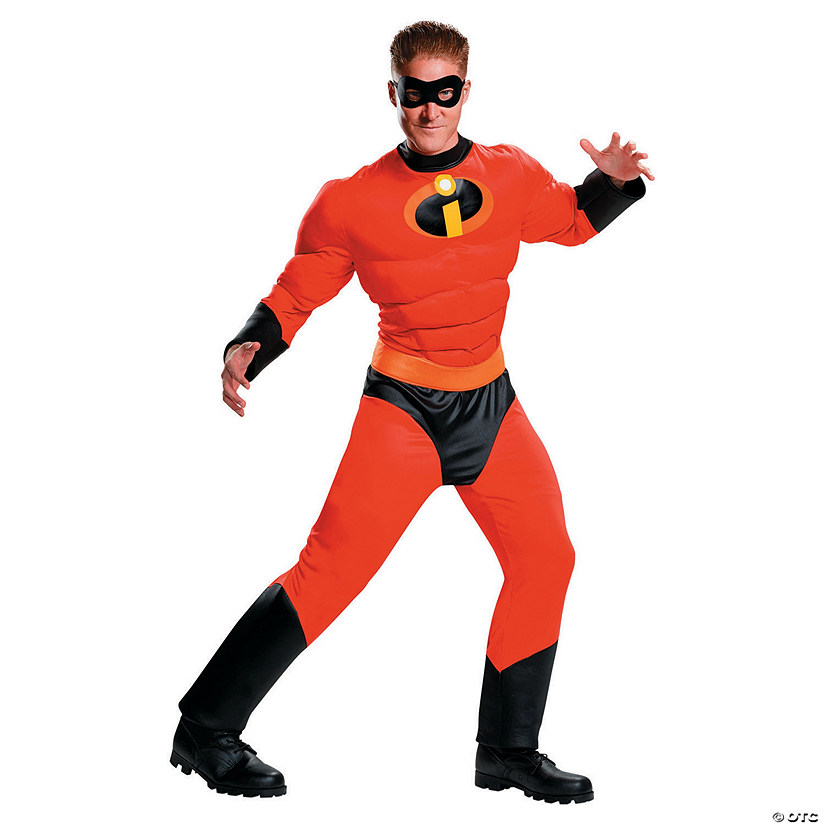 Men's Muscle Chest The Incredibles™ Mr. Incredible Costume