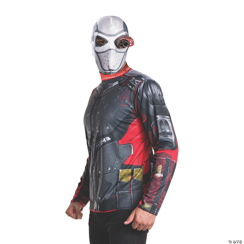 Men's Suicide Squad™ Deadshot Costume Kit