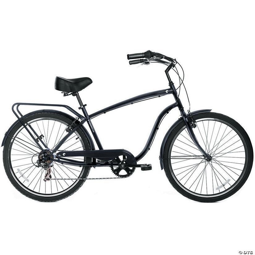 men u0026 39 s 7-speed avenue hybrid commuter bike  stealth