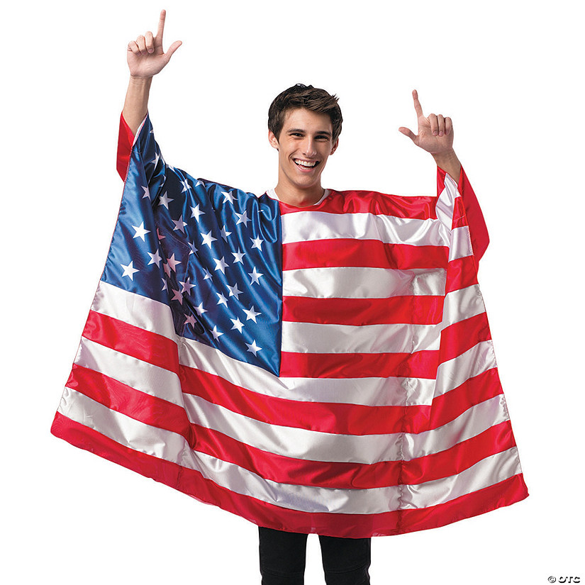 Men's American Flag Tunic - Standard
