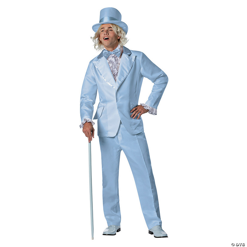 Men's Blue Tux Harry Dumb and Dumber Costume