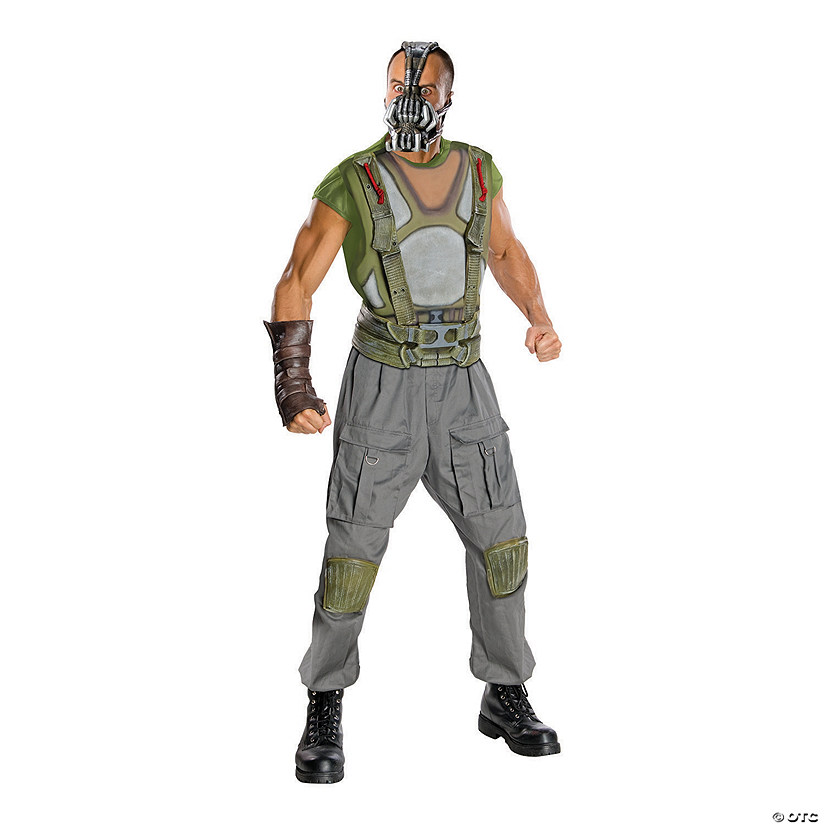 Men's Deluxe Batman™ The Dark Knight Rises Bane Costume