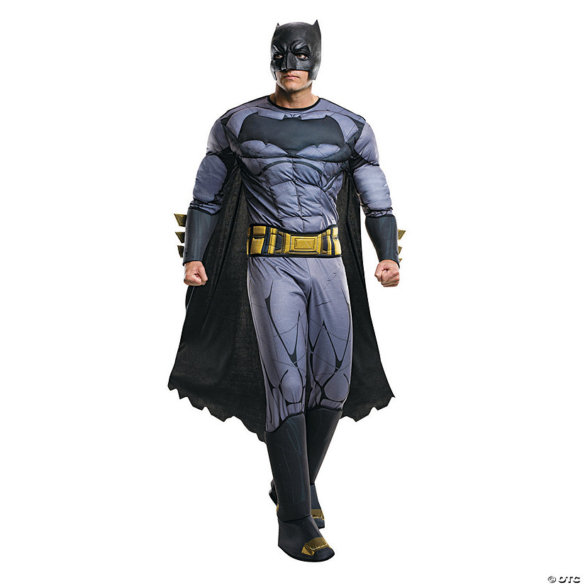 Men's Deluxe Batman v. Superman: Dawn of Justice™ Batman Costume