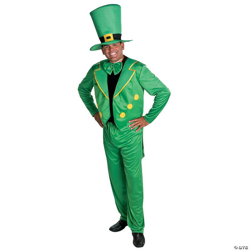 Men's Deluxe Leprechaun Costume