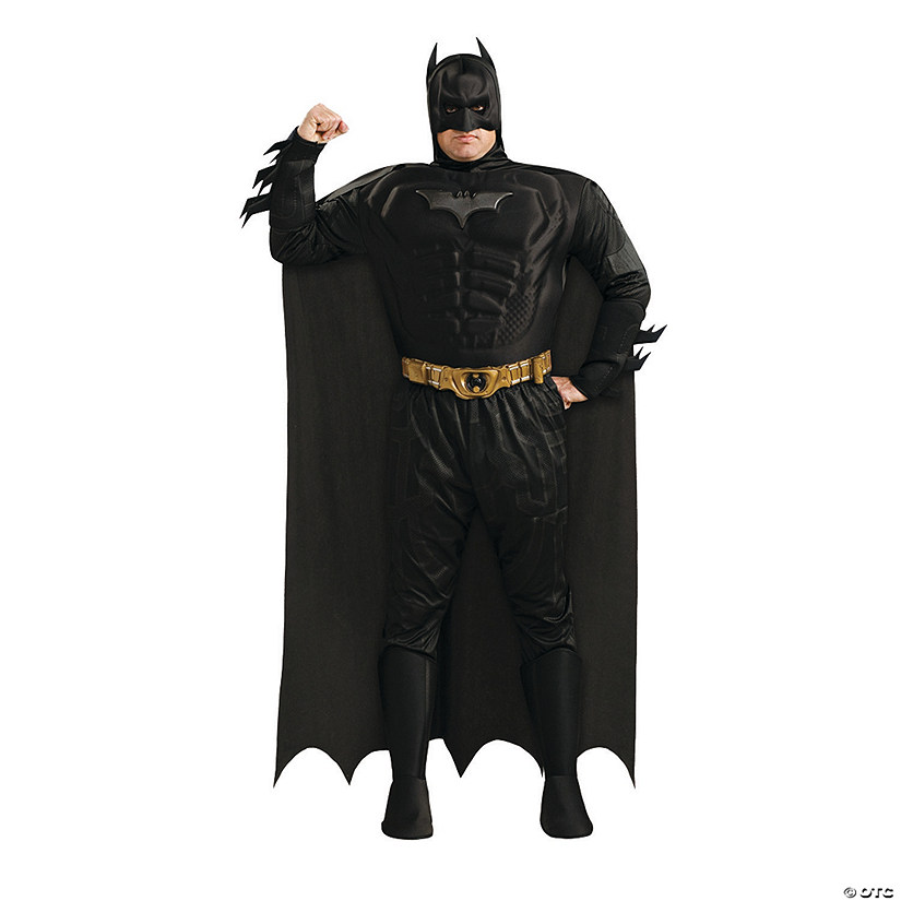 Men's Deluxe Muscle Chest Batman™ Costume
