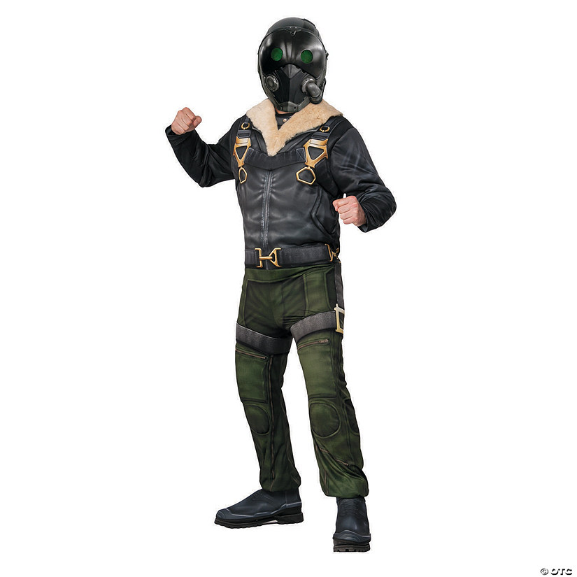 Men's Deluxe Muscle Chest Vulture Costume