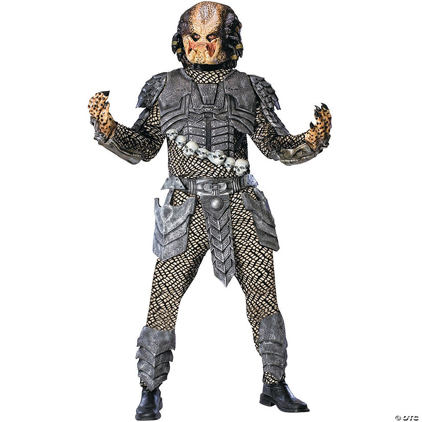 Men's Deluxe Predator Costume