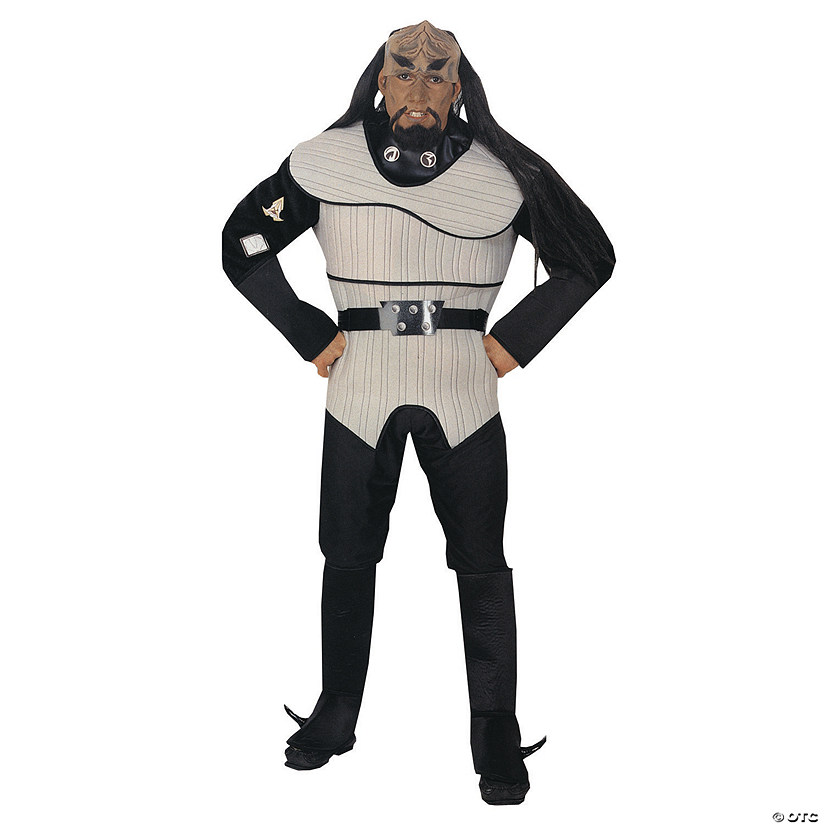 Men's Deluxe Star Trek™ Klingon Costume