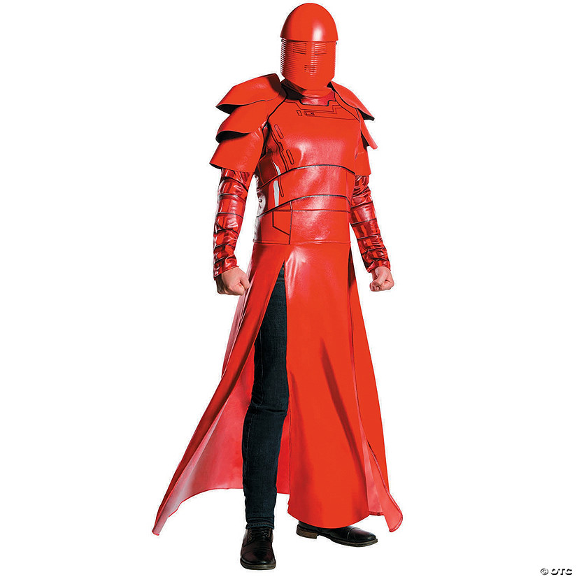 Menu0027s Deluxe Star Wars™ Episode VIII The Last Jedi Praetorian Guard Costume  sc 1 st  Oriental Trading & Menu0027s Deluxe Star Wars™ Episode VIII: The Last Jedi Praetorian Guard ...