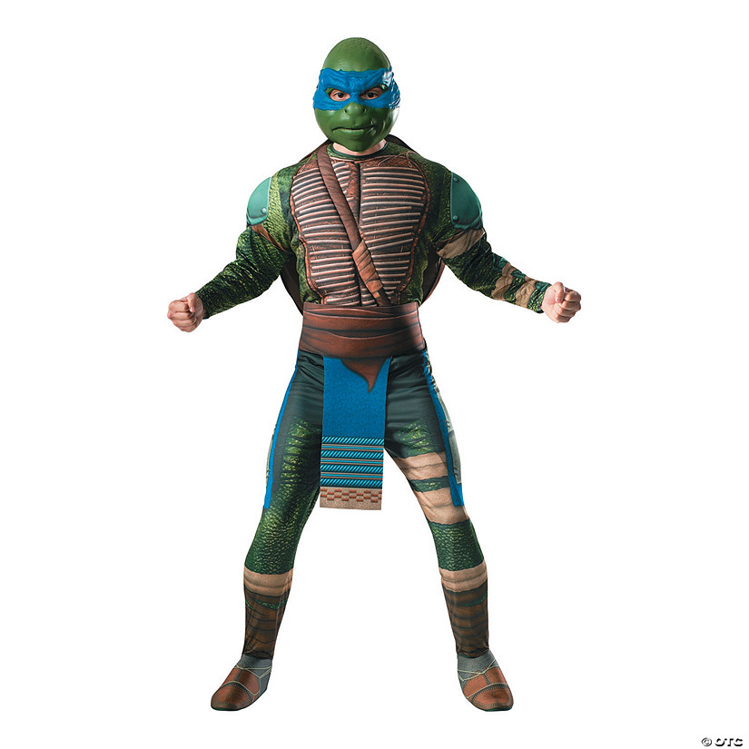 Men's Deluxe TMNT Leonardo Costume