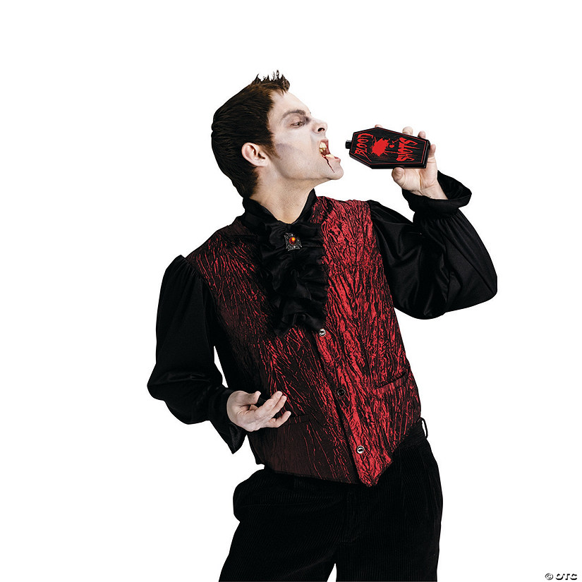 Men's Drinking Drac Costume