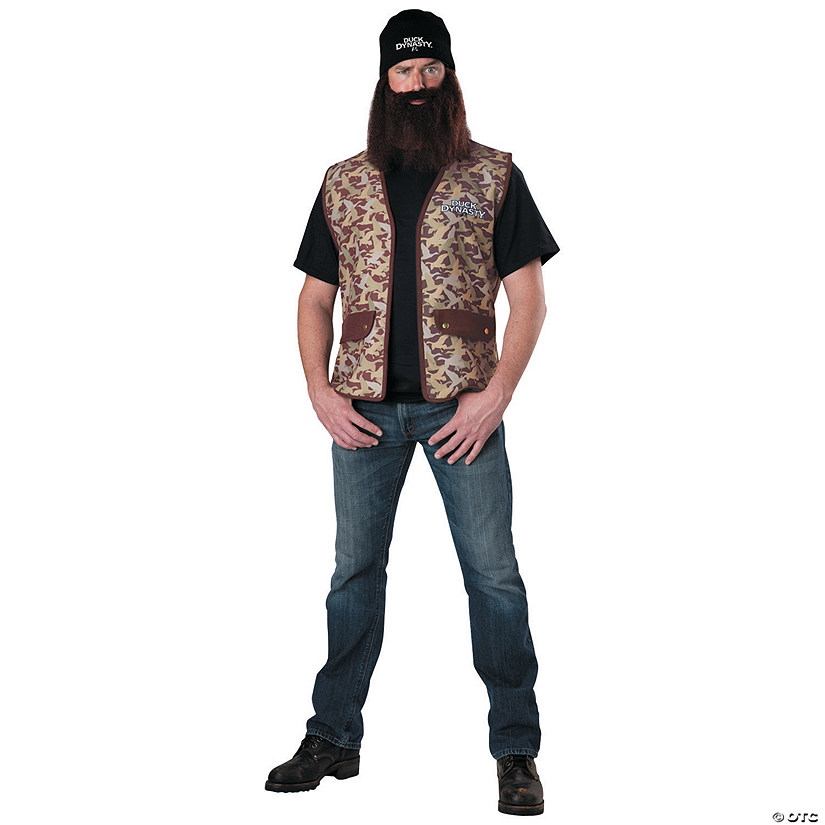 Men's Duck Dynasty Jase Costume