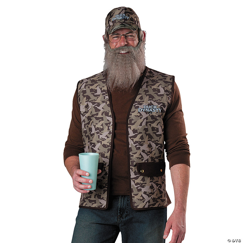 Men's Duck Dynasty Uncle Si Costume