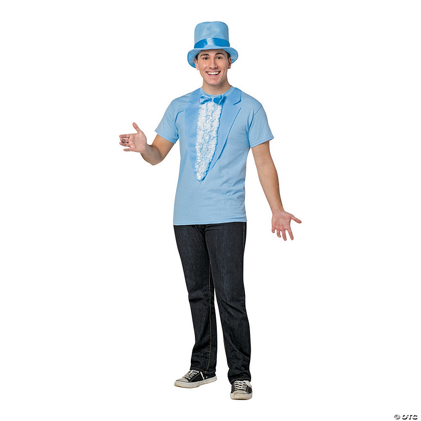 Men's Dumb and Dumber T-Shirt Harry Costume