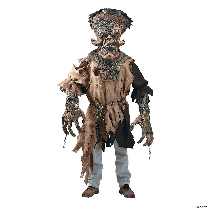 Men's Freaknmonster Creature Reacher Costume