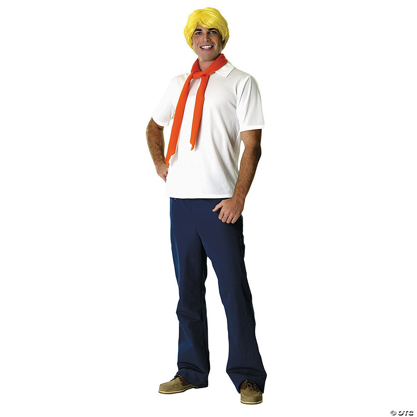 Men's Fred Jones Scooby Doo Costume
