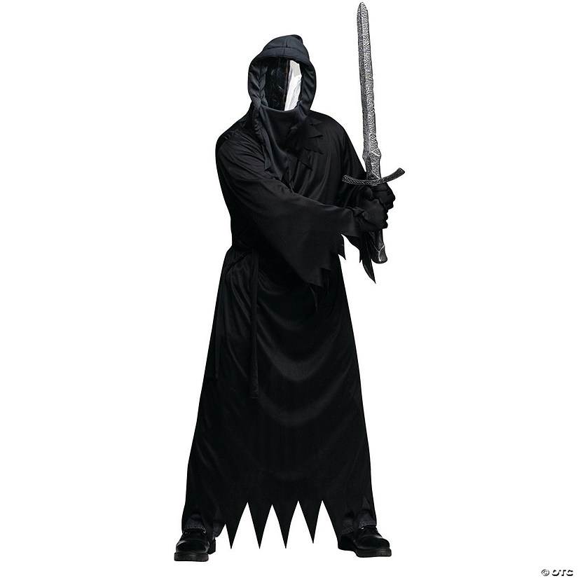 Men's Ghoul Mirror Costume