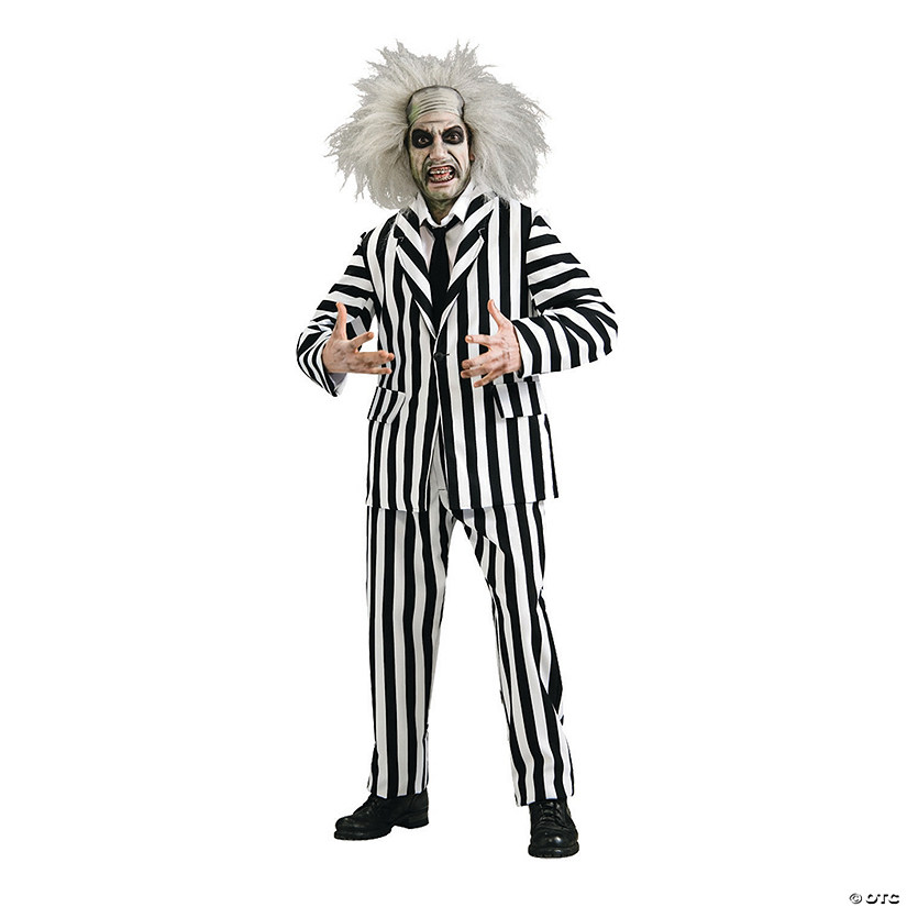 Men's Grand Heritage Beetlejuice Costume