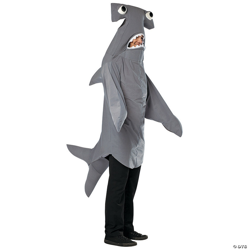 Men's Hammerhead Shark Costume