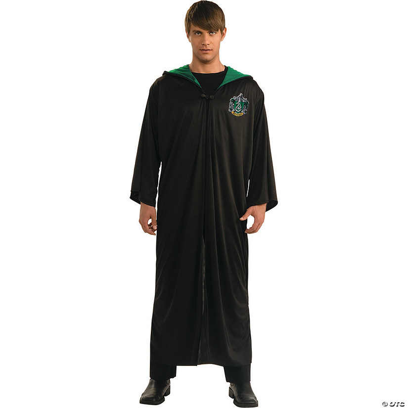 Men's Harry Potter Slytherin Robe Costume