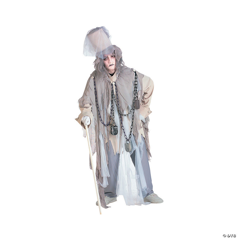 Men's Jacob Marley Costume