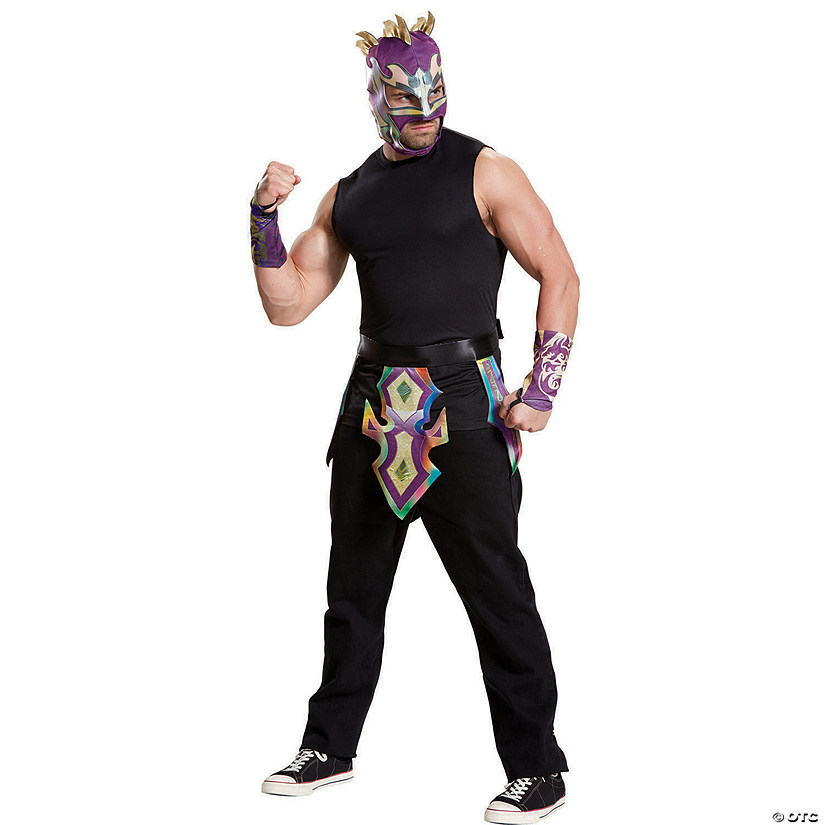 Men's Kalisto Costume Kit