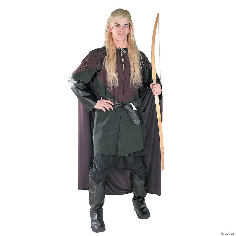 Men's Lord of the Rings Legolas Costume
