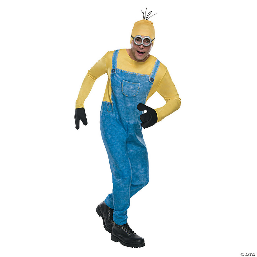 Men's Minions Kevin Costume