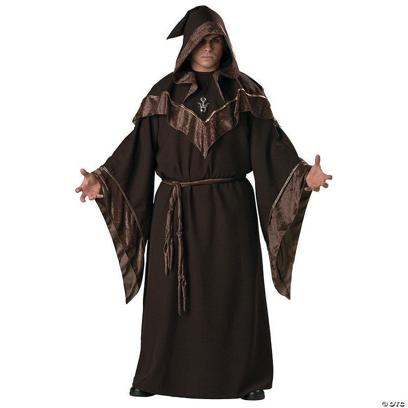 Men's Mystic Sorcerer Costume