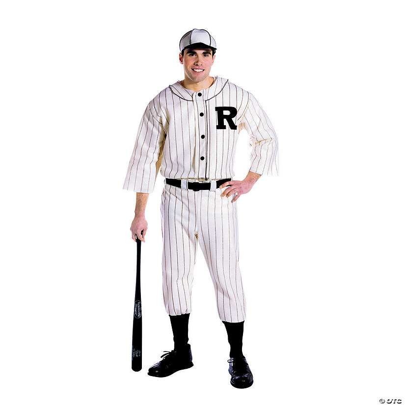 Men's Old Tyme Baseball Player Costume
