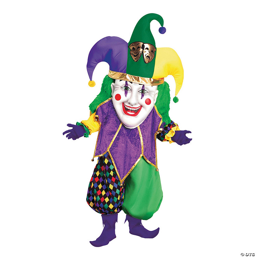 Men's Parade Pleaser Jester Costume