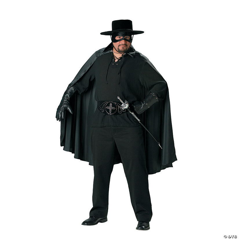 Men's Plus Size Bandido Costume