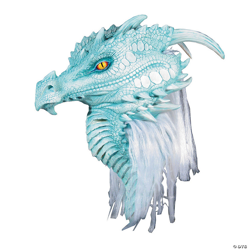 Men's Premiere Arctic Dragon Mask