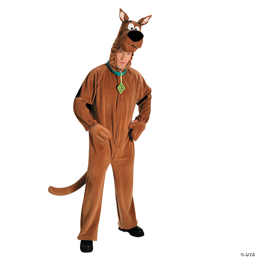 Men's Scooby Doo Costume