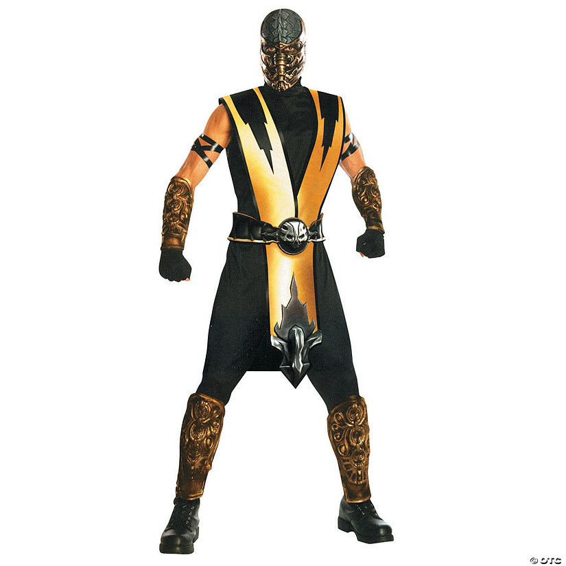 Men's Scorpion Costume