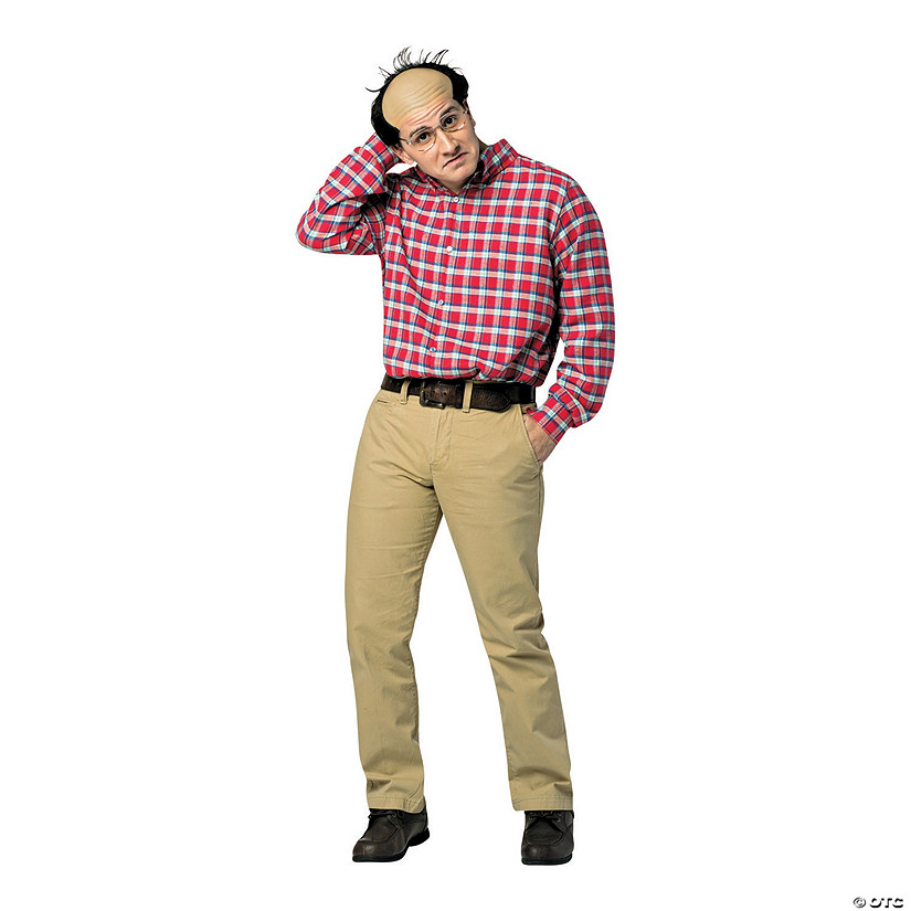 Men's Seinfeld George Costanza Costume